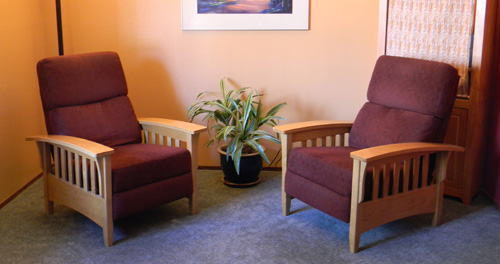 Beau Counseling Office Chairs